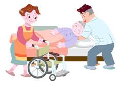 画像:訪問看護